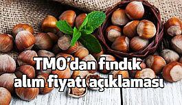 TMO'dan fındık alım fiyatı açıklaması