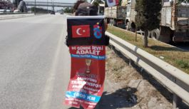 Trabzonspor İçin Adalet Yürüyüşü