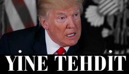 Trump, Venezuela'yı Tehdit Etti