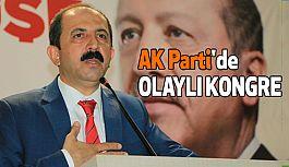 AK Parti'de Olaylı Kongre