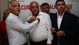 AK Parti'den İstifa Etti CHP'ye geçti
