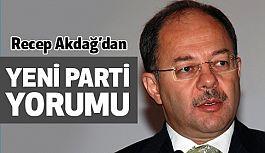 Akdağ; Ak Parti'den, Oy Açısından Bir Tek Tuğla Bile Koparamazlar