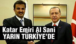 Al Sani Yarın Türkiye'ye Geliyor