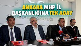 Ankara'nın MHP İl Başkanlığı'na...
