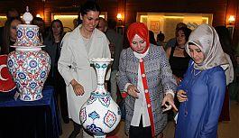 """Atakum'da """"Üreten Kadın Güçlü Atakum Projesi"""""""