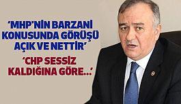 """""""Barzani Rüzgar Ekiyor, Ama neticede Fırtına Biçecektir"""""""
