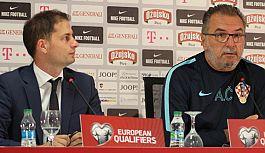 """Cacic: """"Ukrayna'nın gollerinin ikisinde de hata vardı"""""""