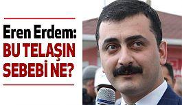 CHP'li Erdem: Siyasi ayaktan korkuyorlar!