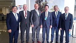 Erdoğan Tok, Ankara'da Belediye Başkanları Toplantısında