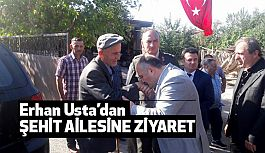 Erhan Usta; Güvenlik Güçlerimize Allah Güç Kuvvet Versin