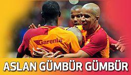 Galatasaray Karabük Maç Özeti. Maç Kaç kaç Bitti?