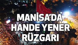Hande Yener'in Alaşehir Rüzgarı