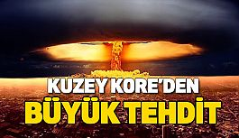 "Kuzey Kore'den ""Hidrojen Bombası"" Tehdidi"