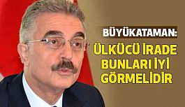 MHP'li Büyükataman; Türkeş'siz MHP, MHP'siz Türkiye İstiyorlar
