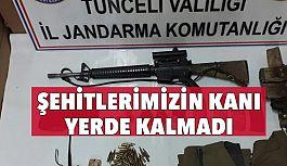 O PKK'lı Öldürüldü...