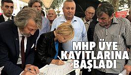 Ordu MHP'de Üye Kayıtlarına Başladı