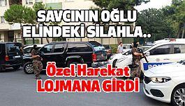 Özel Harekat Polisi Lojmanı Bastı