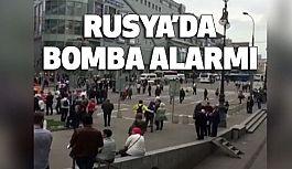 Rusya'da Bomba Paniği!