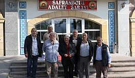 Safranbolu MHP'de toplu istifa