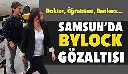 Samsun'da ByLock'tan 14 Gözaltı