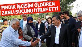 Terme'de Fındık İşçisini Öldüren Zanlı Suçunu İtiraf Etti