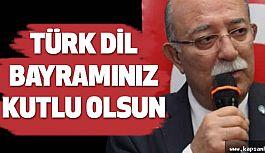 """""""Türk Dil Bayramı Kutlu Olsun"""""""