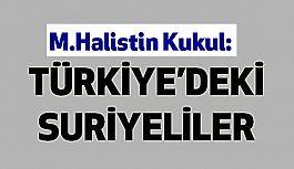 """""""Türkiye'deki Suriyeliler"""""""