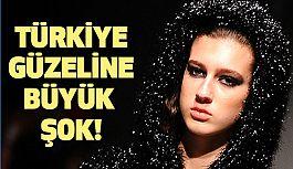 Turkiye Güzeli Itır Esen'e Büyük Şok