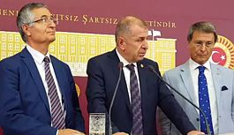 Ümit Özdağ, Bir Heyet İle Birlikte Barzani Referandumuna Tepki Gösterdiler