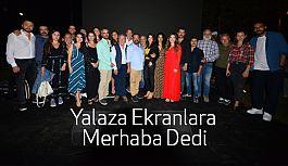 Yalaza Ekranlara Merhaba Dedi
