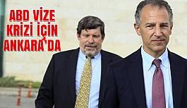 ABD'li heyet Ankara'da: Sorunlar Masaya...