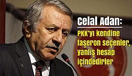 """""""ABD'nin, PKK ve PYD'ye Duyduğu Aşkın Başka Bir İzahı Yoktur"""""""