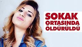 Adana'da Sokak Ortasında Öldürüldü!
