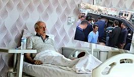 AK Parti Mardin Milletvekili Miroğlu ve Eşi Trafik Kazası Geçirdi