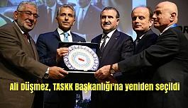 Ali Düşmez, Yeniden Başkan