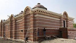 Atakum Belediyesinin önemli Projesi Osmanlı Hamamlarında Sona Gelindi