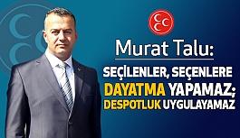 Atakum MHP'den, Yusuf Ziya Yılmaz'a Büyük Tepki!