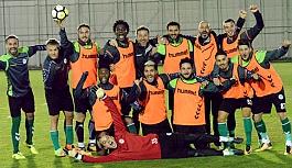 Atiker Konyaspor'da Hazırlık Başladı