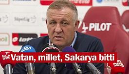 """Bakkal: """"Beşiktaş gibi oynamaya çalışsam Beşiktaş zaten bizi yenerdi"""""""
