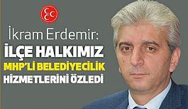 Başkan İkram Erdemir; Tok'un işten çıkardığı işçileri unutmadıklarını Belirtti.