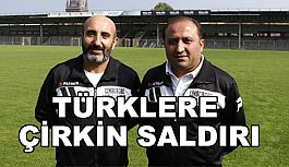 Belçika'da Türklere Sözlü Saldırı!