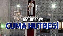 Bu Günkü (06.10.2017) Cuma Hutbesi: Allah'ı Unutanlar, Unutulurlar