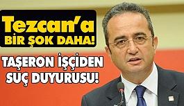 CHP'li Bülent Tezcan'a Bir Şok Daha!