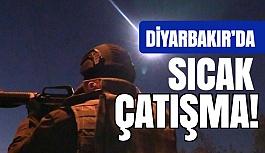 Diyarbakır'da Sıcak Çatışma! Yaralı Askerlerimiz Var