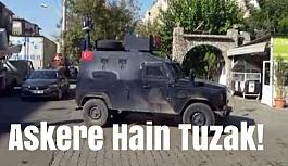 Diyarbakır'da Hain Tuzak!
