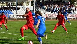 Erbaaspor: 0 - Bergama Belediyespor: 2