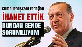 Erdoğan, İstanbul'un Kıymetini Bilemedik...