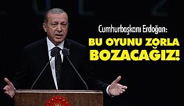 Erdoğan; Kimse Bu Millete Esaret Zincirini Yakıştıramaz