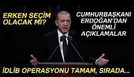 Erdoğan, Partisinin TBMM Grup Toplantısı'nda Konuştu