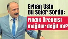 Erhan Usta, Bu Sefer Sordu: Fındık Üreticisi Mağdur Değil mi?